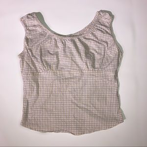 At Last blouse size Medium
